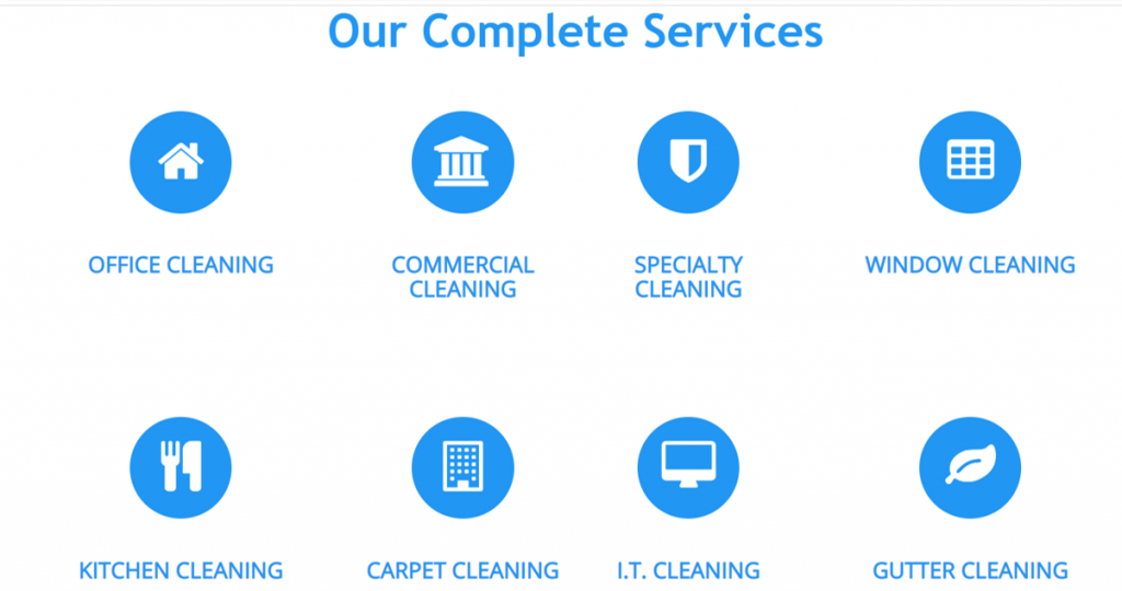 Cleaning Company Cardiff