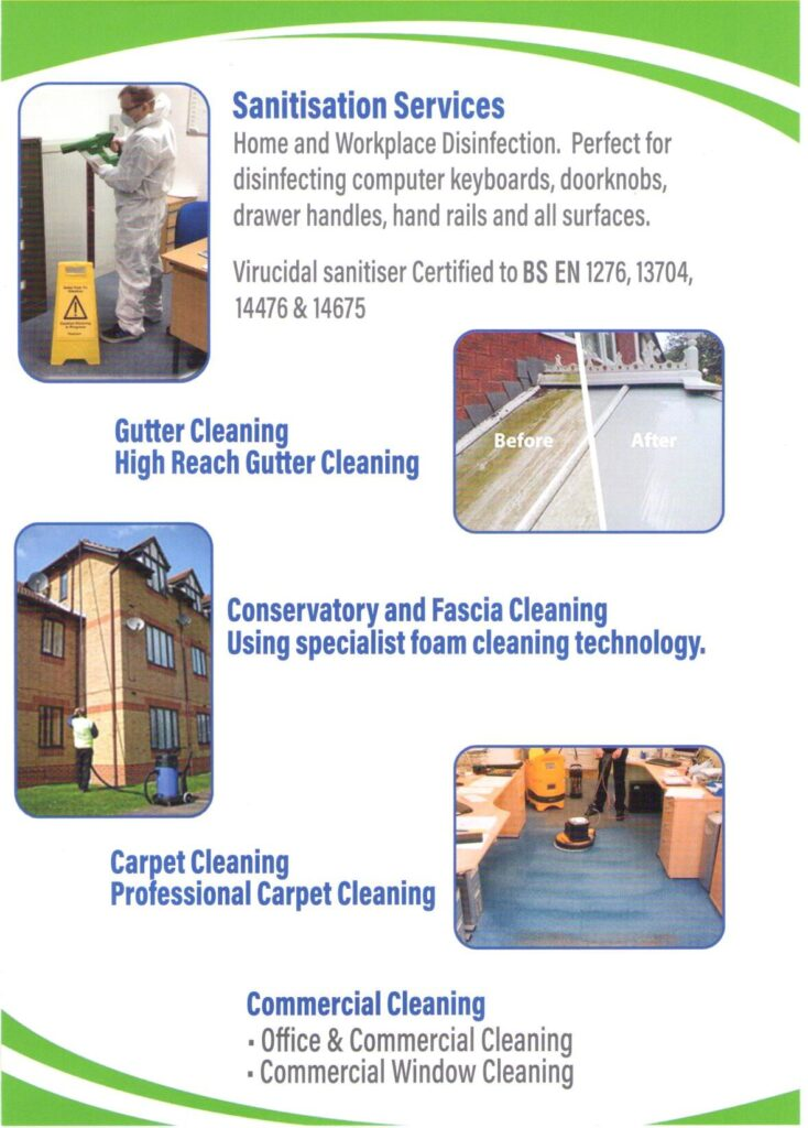 Conservatory Gutter Cleaning Cardiff Swansea